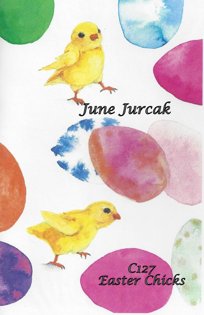 JurcakEasterChicks
